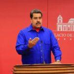 Presidente Maduro anunció aumento de 40% al salario mínimo