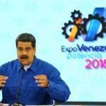 Presidente Nicolás Maduro anunció aumento de salario mínimo