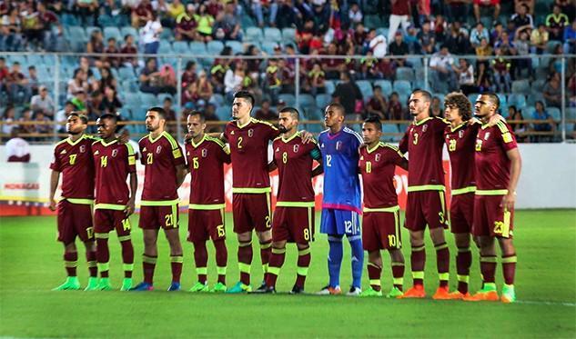 Resultado de imagen para seleccion venezuela