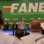Maduro anunció incremento salarial para los efectivos militares