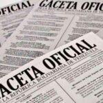 Gobierno Publicó en Gaceta Oficial ajuste de precios de 25 productos