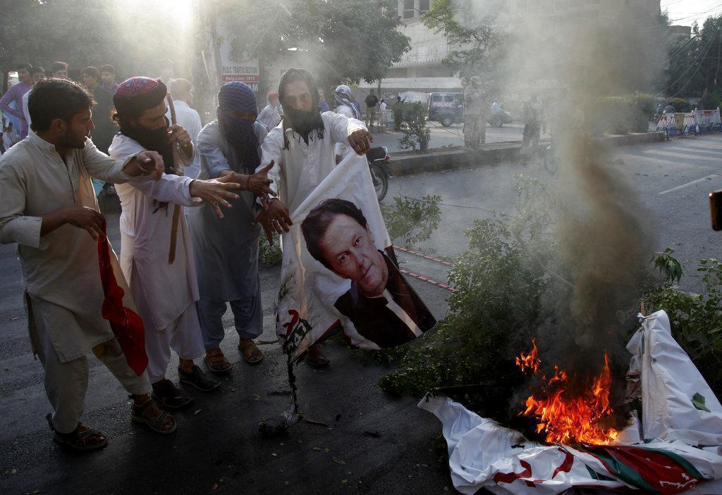 El tiempo mundo esposo de mujer pakistan pide ayuda para salir de su pa s por temor a ser - Tiempo en pakistan ...