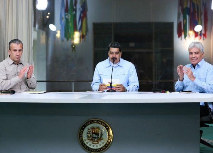 Filial de PDVSA es objeto de robo con complicidad de EEUU — Maduro