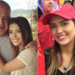 """Juan Medici dedica una canción a Daniela Cabello llamando a su padre """"narcotraficante"""""""