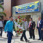 Cicpc inauguró el monumento a los oficiales caídos
