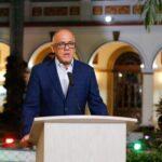 Jorge Rodríguez informó que hay ocho casos de coronavirus en Venezuela