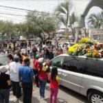 Figuras de Anzoátegui le dieron el último adiós a Toquita Mejías (+Fotos)