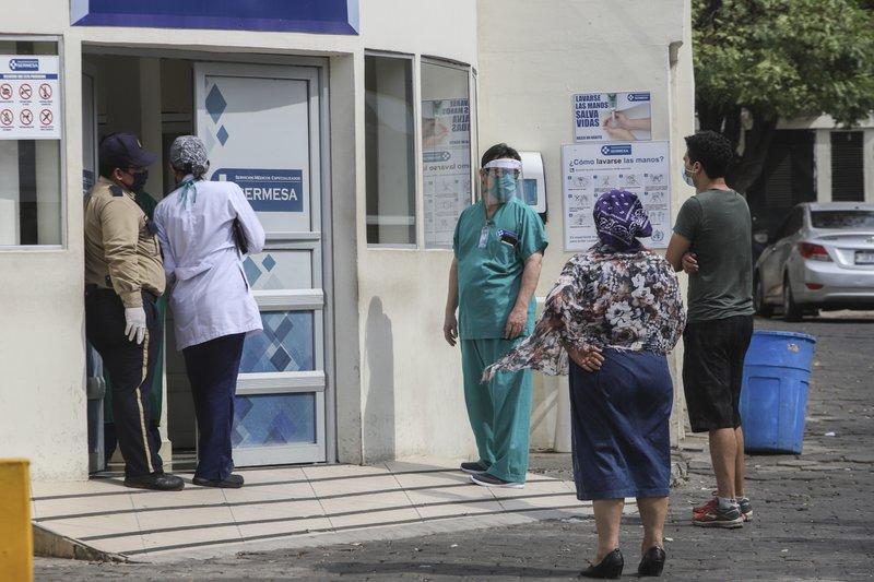 El Tiempo | Coronavirus | Nicaragua: médicos enfrentan el virus bajo amenazas y terror gubernamental