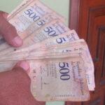 Transportistas y bodegueros empiezan a rechazar billetes de Bs 500