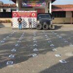En Mérida GNB incautó más de 52 kilos de presunta droga ocultos en un camión